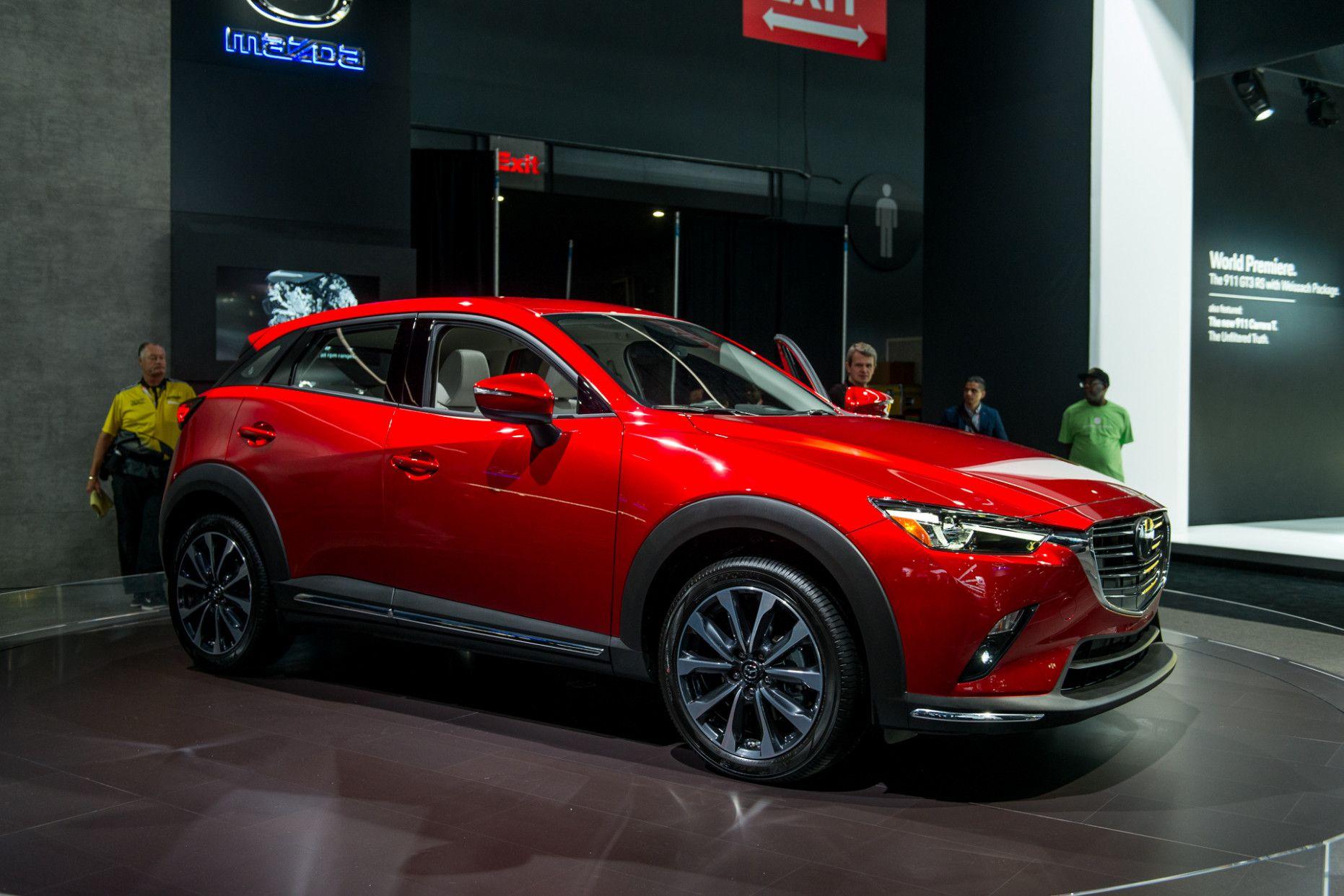 Mazda Cx 3 2020 Release Date And Concept Mazda Mazda Cx3 Crossover Suv