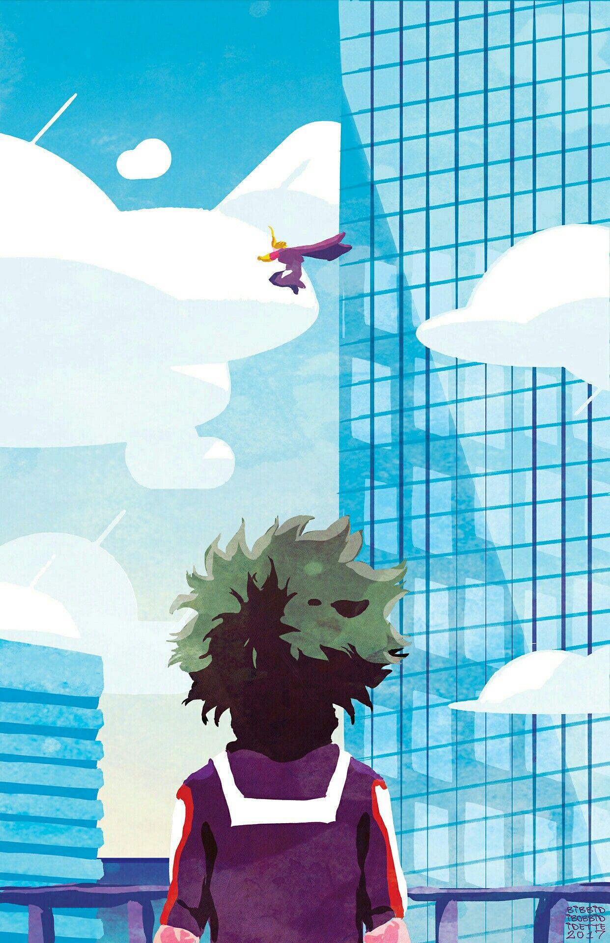 Season 2 I Loved This Opening Hero Wallpaper My Hero Anime