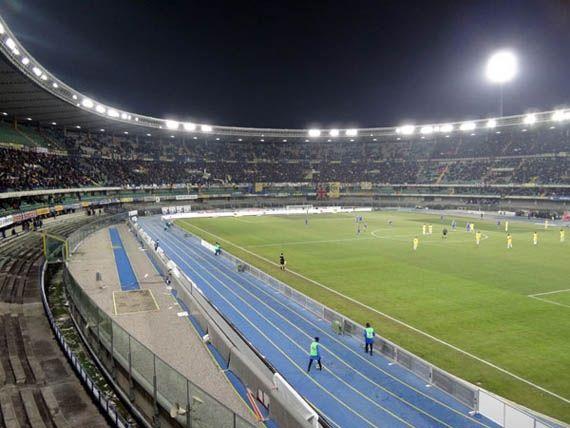 Verona Get Partial Stadium Closure For Balotelli Racist Abuse