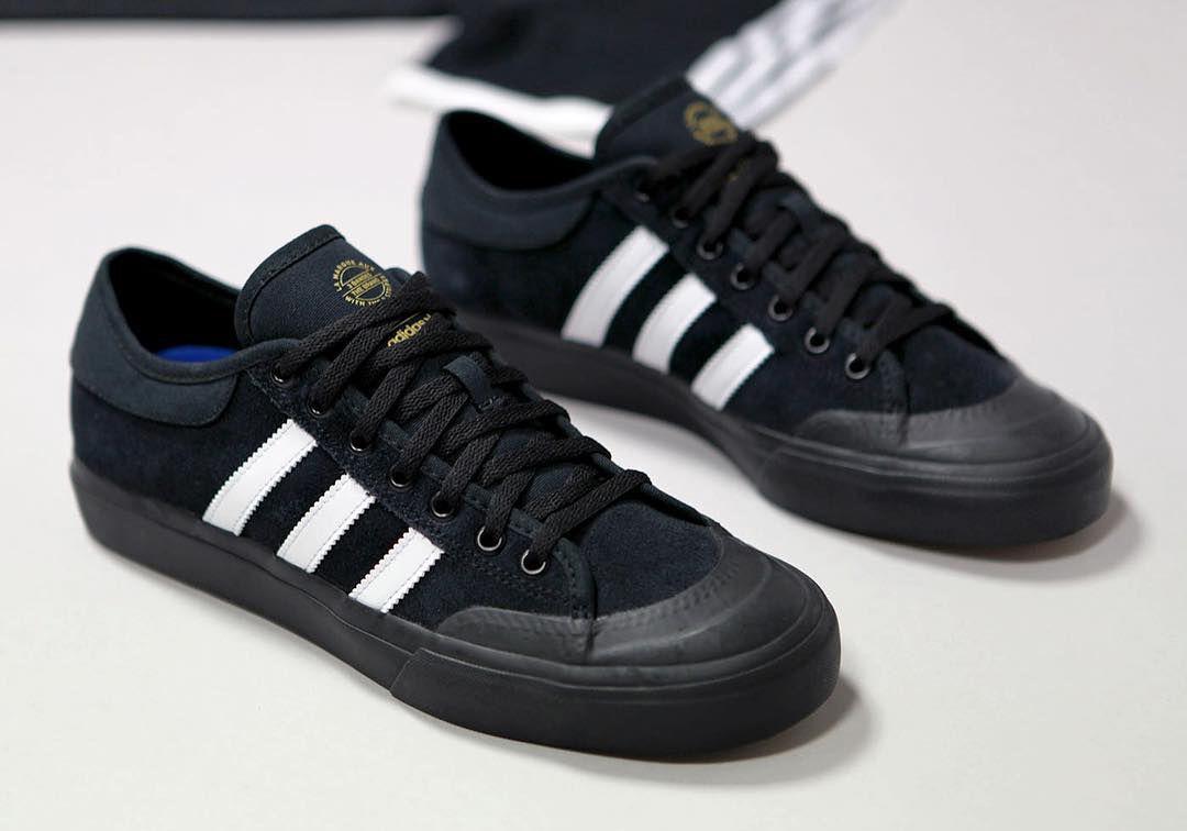 Adidas Matchcourt Core Black White Gum 👉🏻 www.popname.cz  3081bb003f