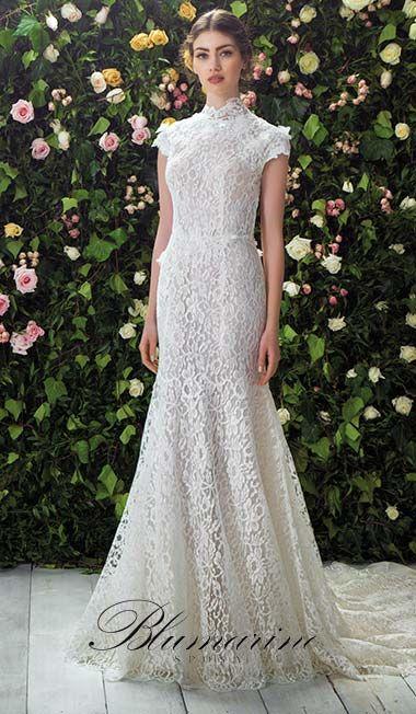 detailed look 86edf 5f249 Abiti da sposa blumarine a brescia | matrimonio | Abiti da ...