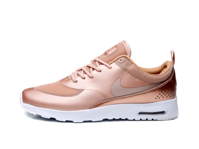 db48928b4d High Quality Nike Air Max Thea SE Metallic Rose Gold Bronze 861674 902  Women's Running Shoes Trainers - ShoesMass.com