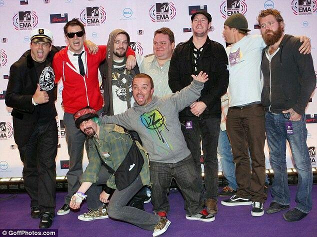 The jack ass crew