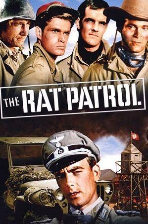 The Rat Patrol. 1ª Temp (1966) Latino. Vose