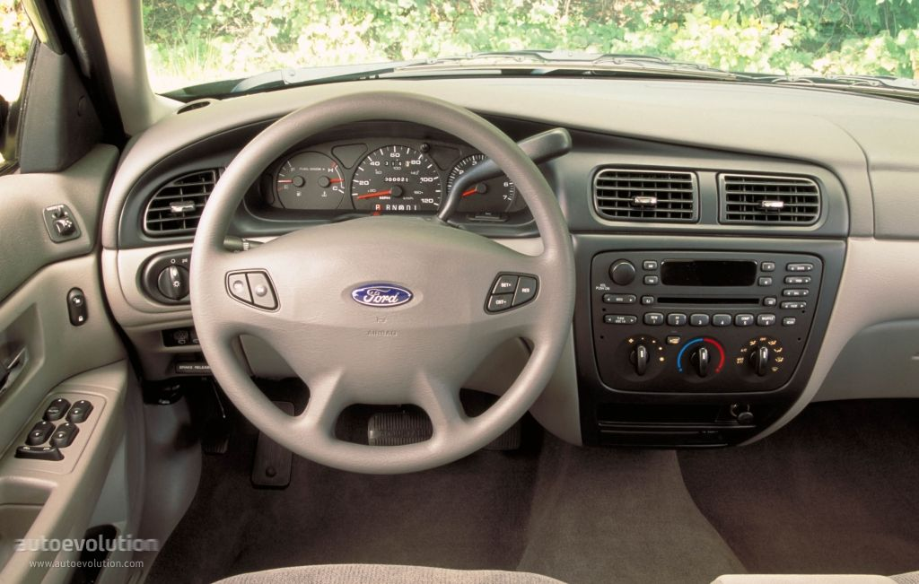 Interior More Info Http Www Greatestfordtaurus Com 1999 Ford Taurus Mpg Ford Taurus Steering Wheel