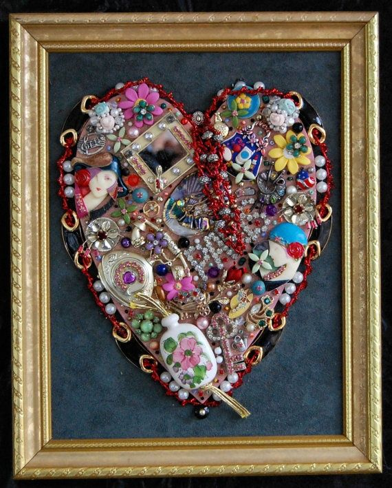 Best 25 Old Jewelry Crafts Ideas On Pinterest Vintage Modern Home