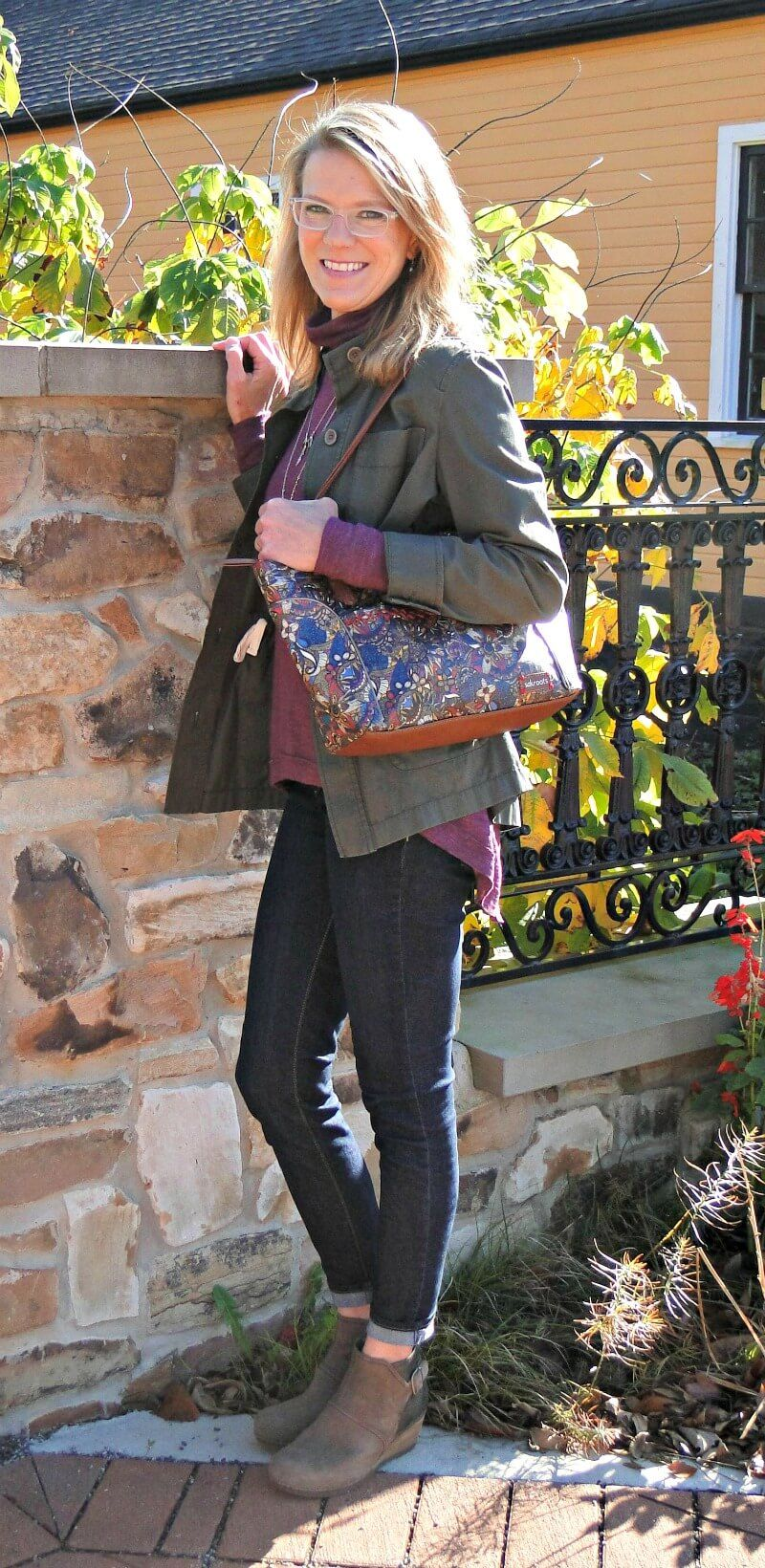 1cd0c887bd85 Dansko Shirley Ankle Boot. Check out our review at www.barkingdogshoes.com