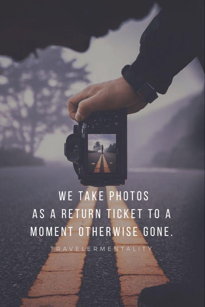 Wir machen Fotos als Rückflugticket zu einem anderen Moment. -Travelermentalität #anderen #einem #fotos #machen #moment #ruckflugticket #travelermentalitat,