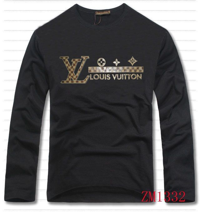 42fcbd818 Louis vuitton t-shirt long sleeves Marca De Ropa, Murales, Polos, Calzas