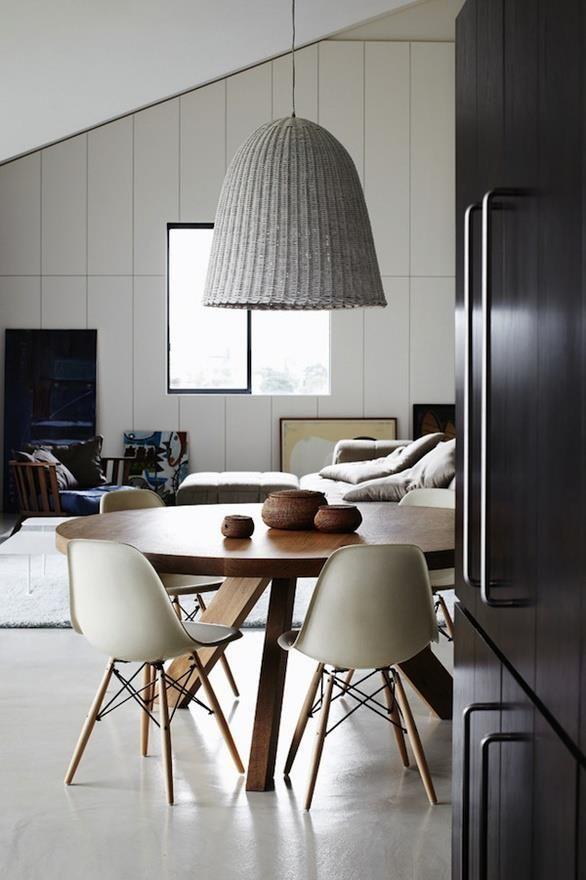 Wohnidee Inspiration: runder Tisch | Round dining tables | Pinterest ...