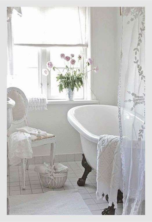 Arredare Casa In Modo Originale Bagni Chic Bagno Shabby Chic