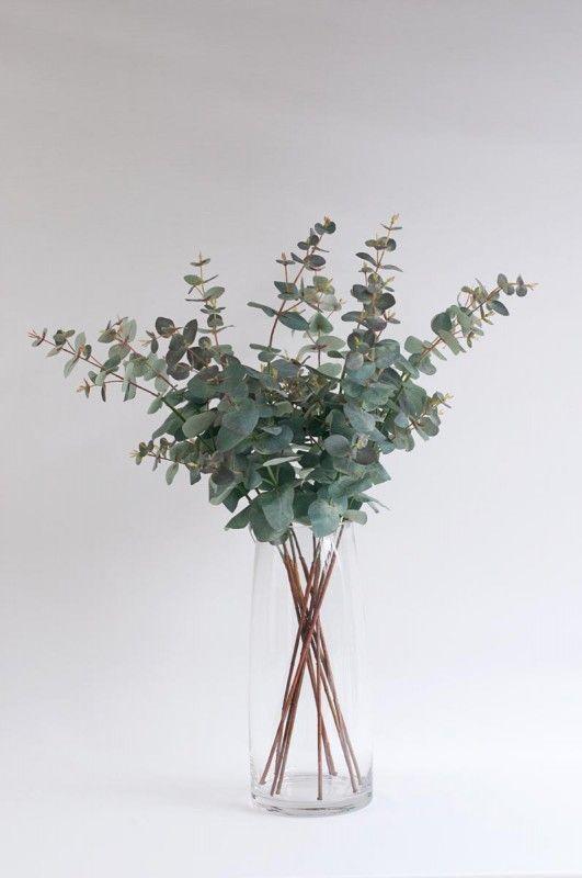 Matilda Artificial Eucalyptus Bouquet Portrait Blumen In