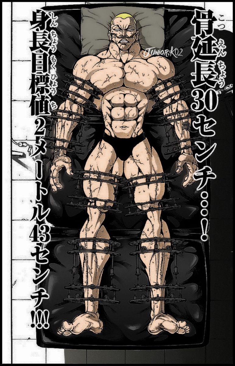 Jack Hanma Manga Characters Anime Manga Anime