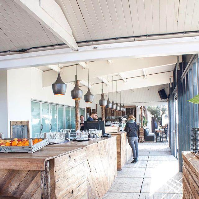 delightful einfache dekoration und mobel design und boutique hotel vesper 2 #4: Ubuntu Beach Zandvoort - WitWonen.com