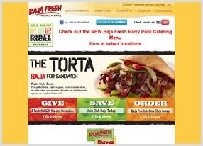 graphic regarding Baja Fresh Coupons Printable called Baja Clean Discount coupons food items discount coupons Coupon codes, Printable