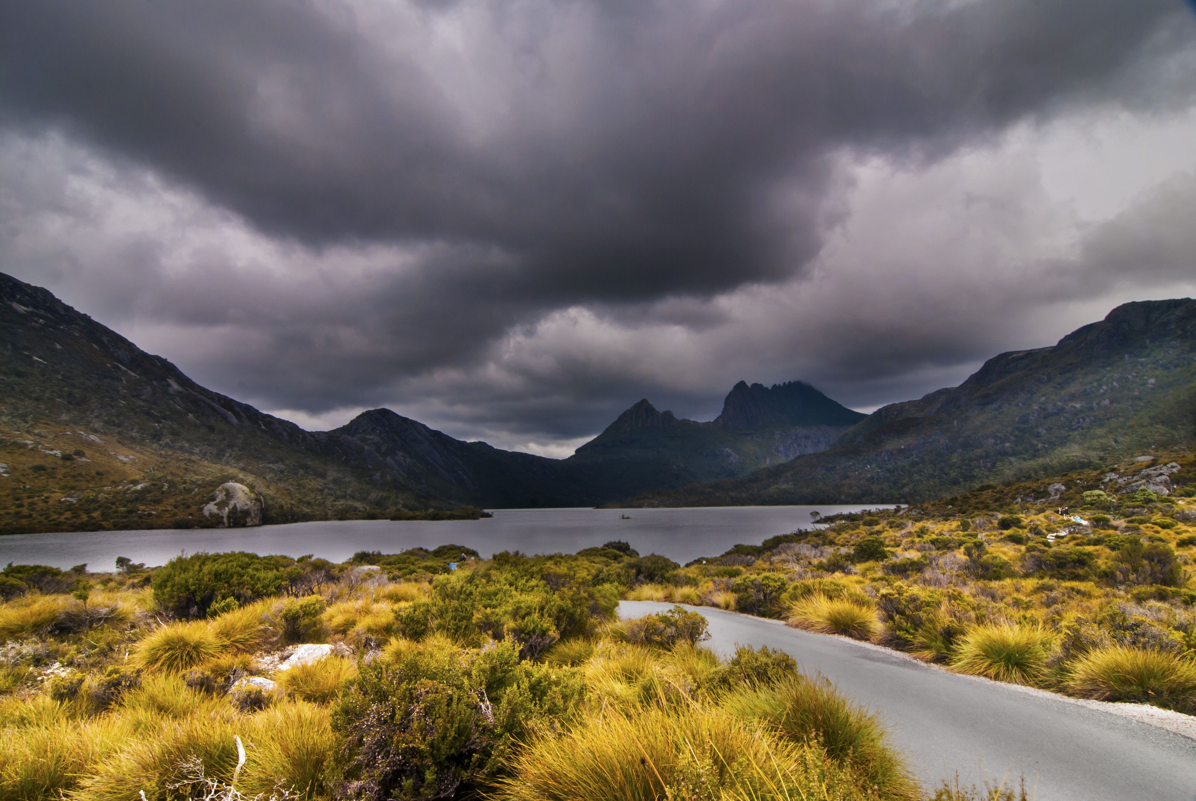 Cradle Mountain TAS by kt 2016