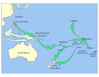 austronesian migration theory