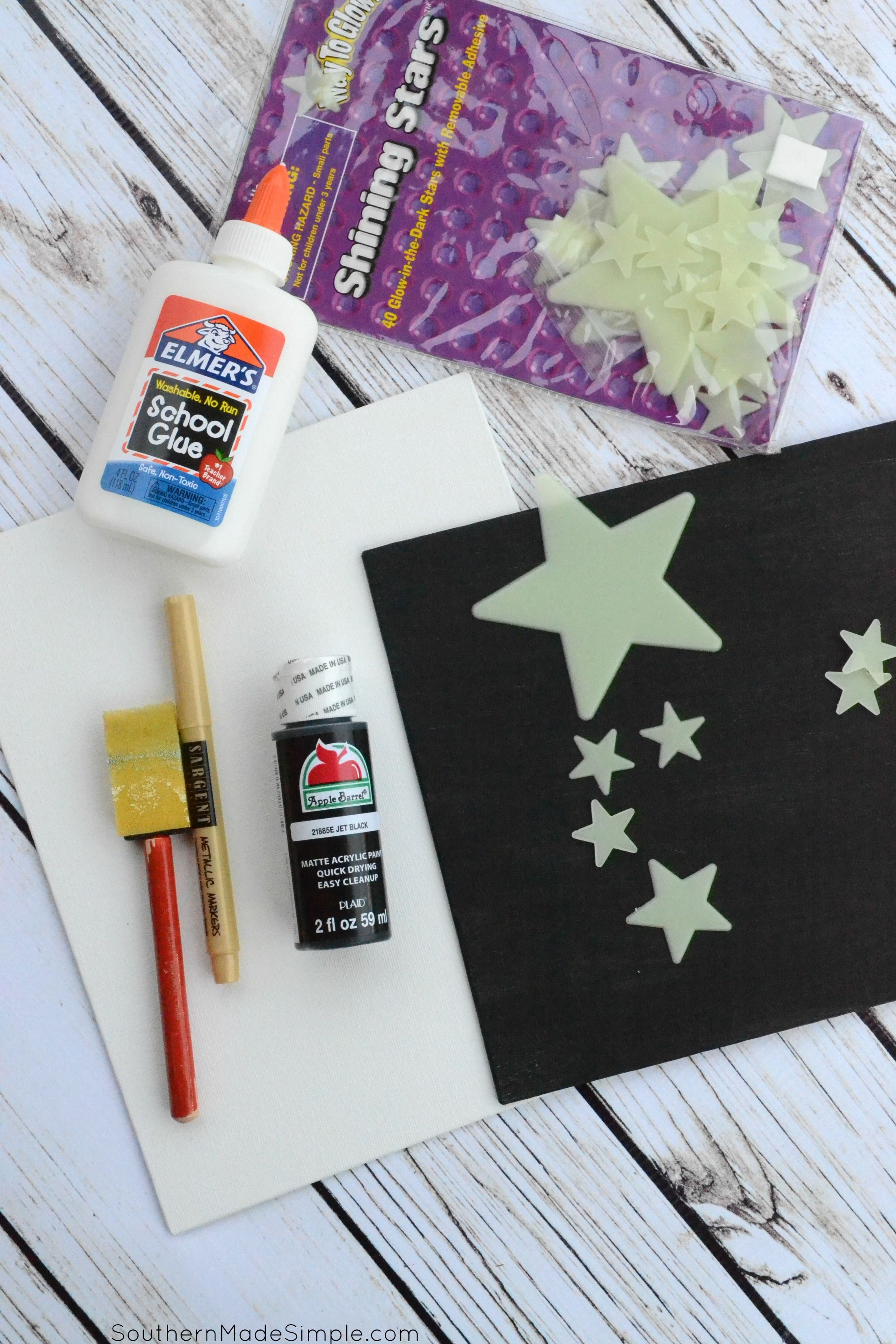 Vacation Bible School Crafts For Kids Part - 23: Easy VBS Galactic Starveyors Craft Idea