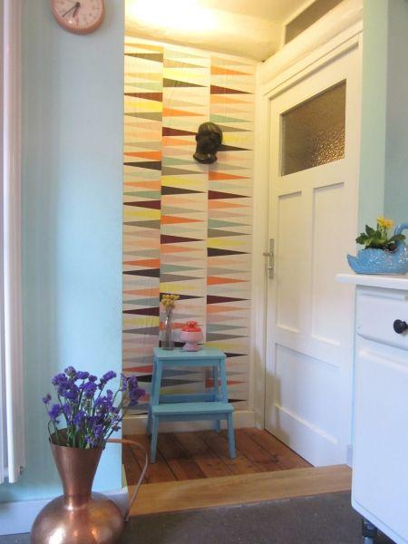 tapeziert, dekoriert, fotografiert - Kinderkamer en Interieur - modern tapezieren