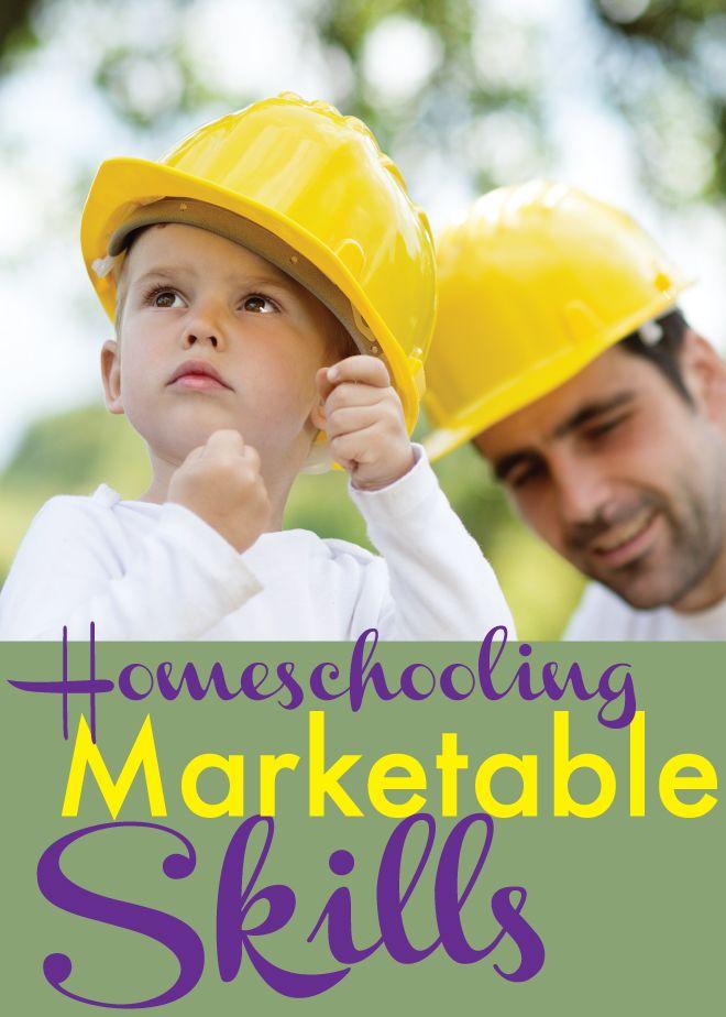 Homeschooling Marketable Skills True Aim Homeschool School Plan School Help