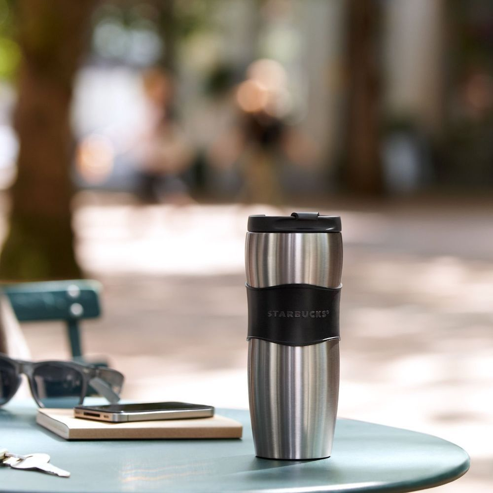 7dfb7d2fe96 Starbucks Steel Travel Tumbler. Starbucks has been aware of this ...
