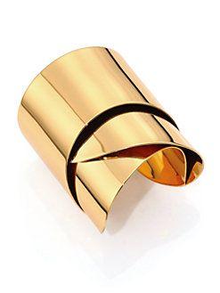 Alexis Bittar Ribbon Cuff Bracelet 30LDqq
