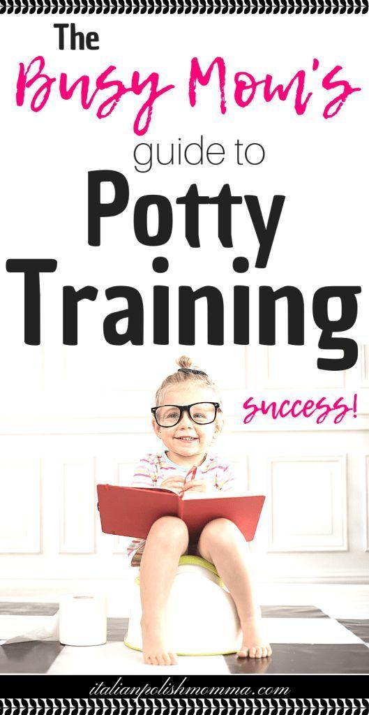 The Secret Hack To Potty Training Success