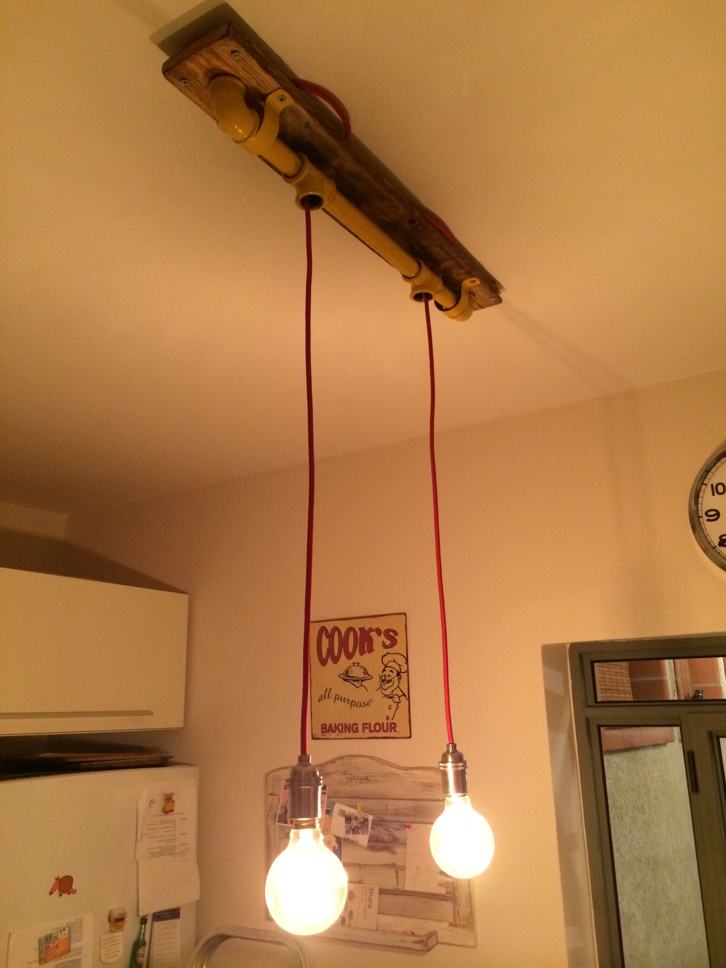 Diy  Kitchen Industrial Lighting By Ranibarhama 1