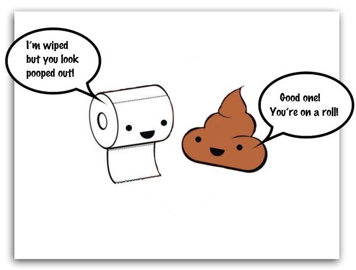 Bathroom Puns