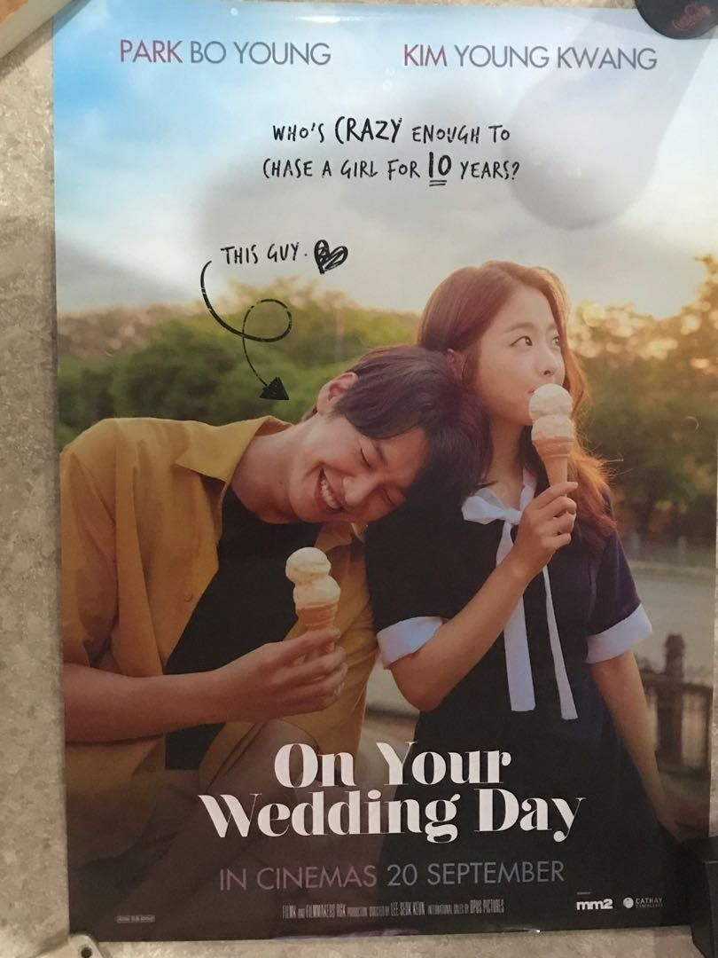 On Your Wedding Day In 2020 Foreign Film Park Bo Young On Your Wedding Day