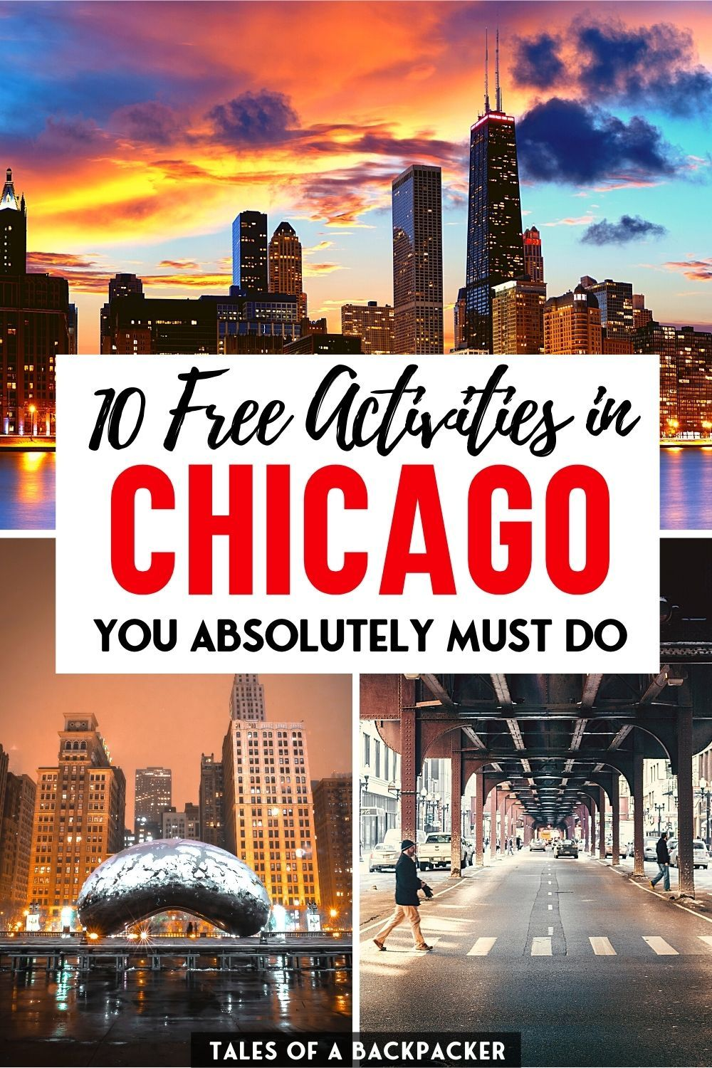 Free Things To Do In Chicago Illinois Illinois Travel North America Travel Destinations Travel Usa