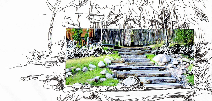 Landscape Architecture Drawings pinanna mir on Эскизы | pinterest | sketches, croquis and