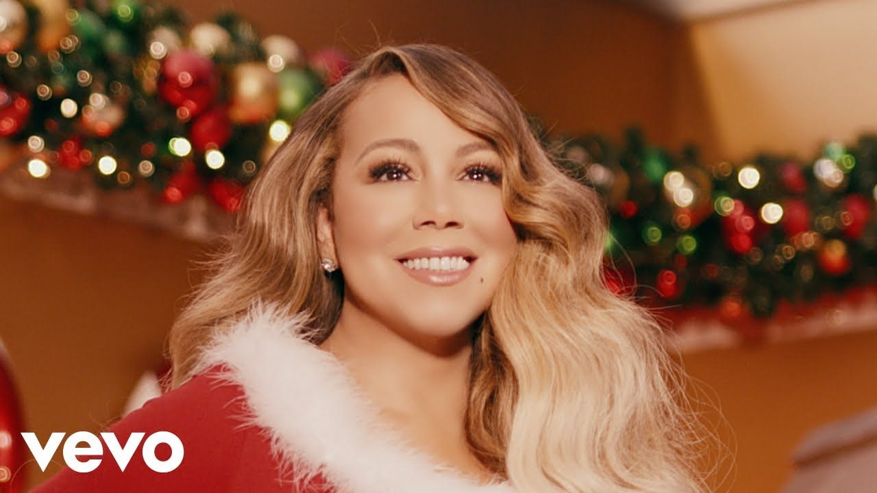 Mariah Carey All I Want For Christmas Is You If All The Snow Melted If No Gifts Were Under The Tre Mariah Carey Mariah Carey Christmas Christmas Music