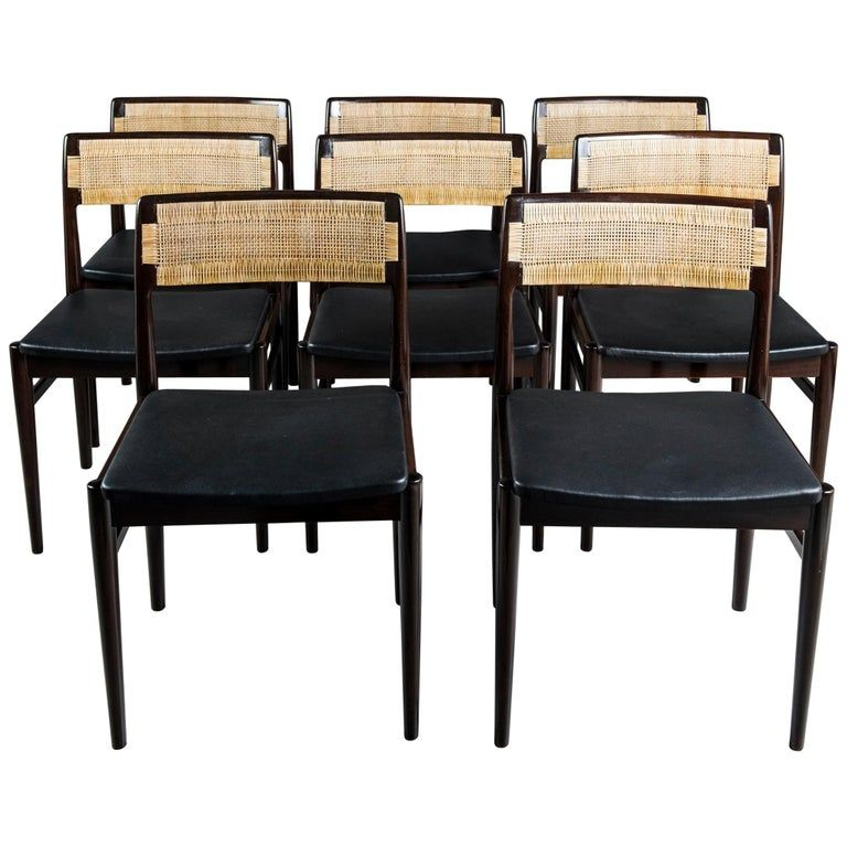 42+ Set of eight dining room chairs Various Types
