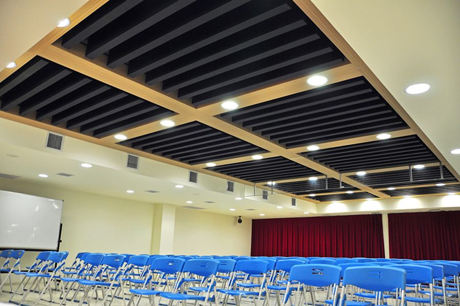 Armstrong Baffles And Blades Commercial Interior