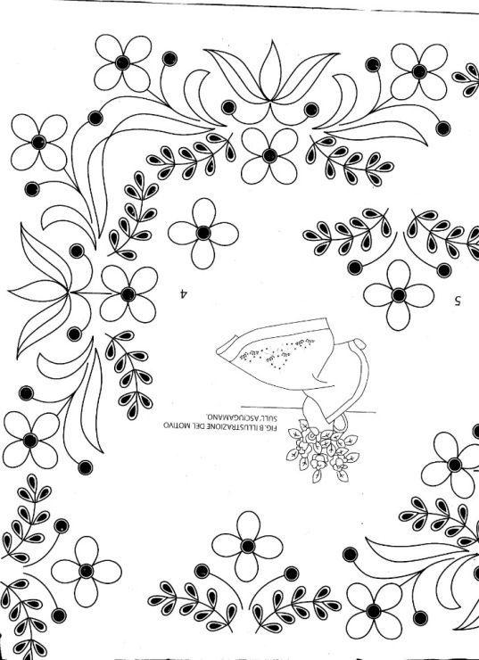 15 - disegni ricamo - antonellag | Узор | Pinterest | Patrones de ...
