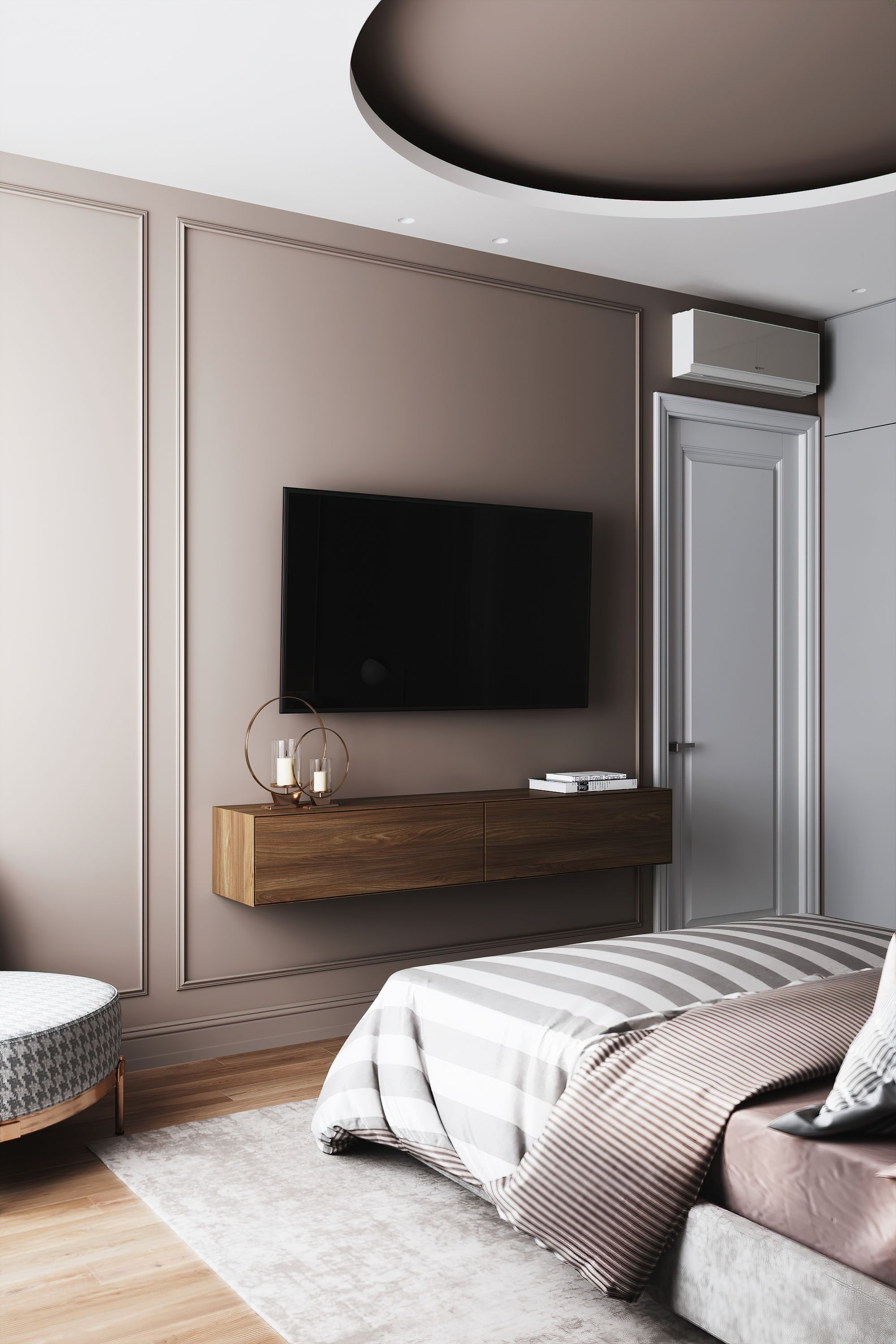 20 Modern And Cozy Bedroom Design Ideas Luxurious Bedrooms Cozy Bedroom Design Home Room Design Luxury room paint inspiration