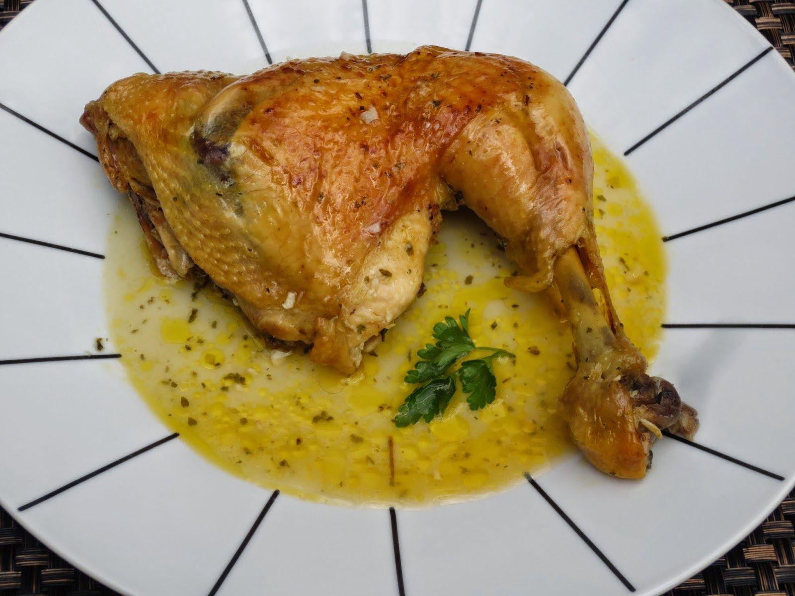 Pollo Asado En Su Jugo En Bolsa De Asar Ana Sevilla Olla Gm Recetas Con Pollo Pollo Olla Gm Pollo Al Jugo