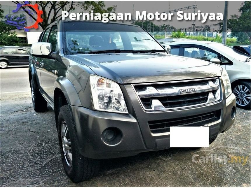 Isuzu D Max 2011 Ls 2 5 In Johor Manual Pickup Truck Silver For Rm 35 400 5031142 Carlist My Pickup Trucks Isuzu D Max Classic Pickup Trucks