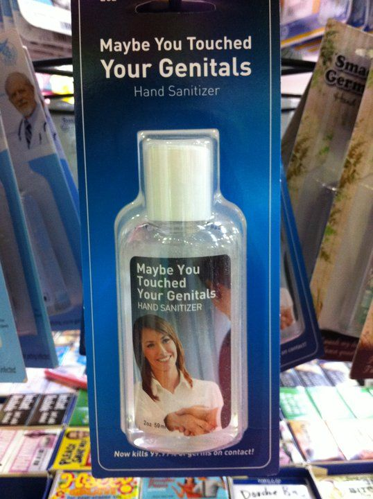 Dollar Store Gem Hand Sanitizer Funny Comments Just Smile