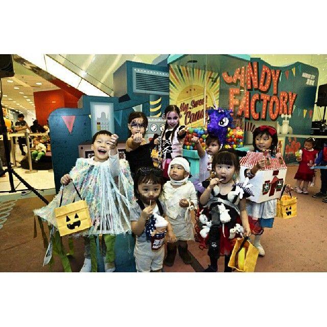harbour city happy halloween halloween kids festival party