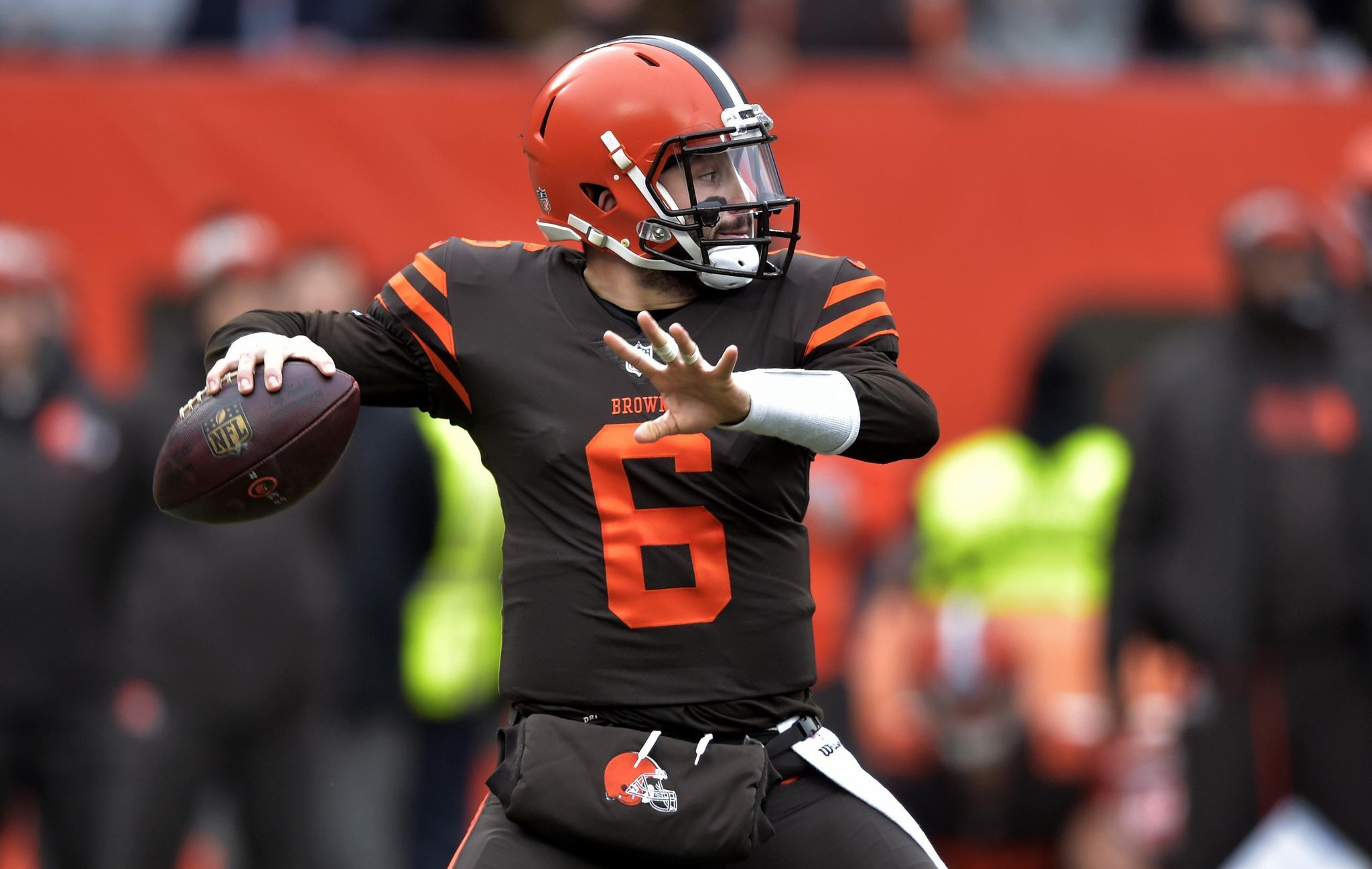 NFL ICYMI Baker gets a win, and sends his best to Hue