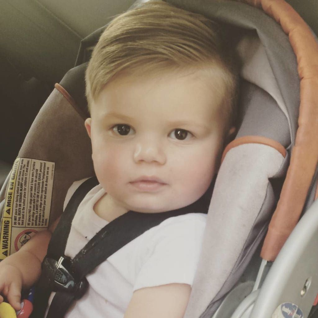 Cute baby toddler boys hairstyles it is difficult to choose