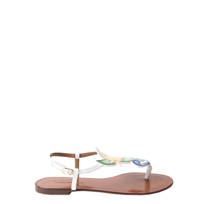 d9916af3ccab1d Dolce   Gabbana Lemon Sandal