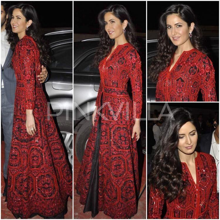 Yay or Nay : Katrina Kaif in Manish Malhotra | Kleidung