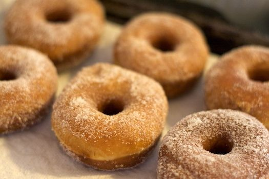 Raised Doughnuts: Raising the Roof with Mom — Erin Cooks