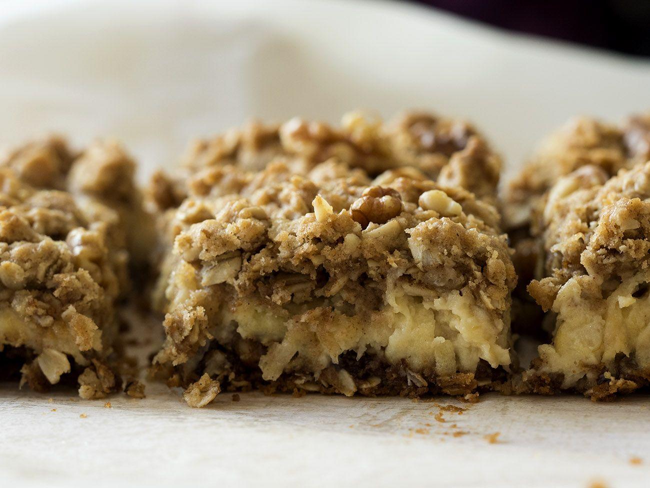 Sour Cream Apple Bars Recipe Apple Recipes Dessert Recipes Desserts