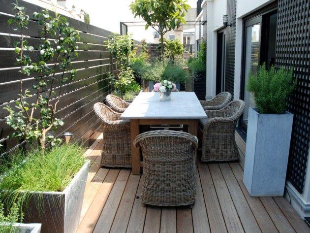 Espace repas am nag id es pour la maison pinterest for Idee pour couvrir terrasse