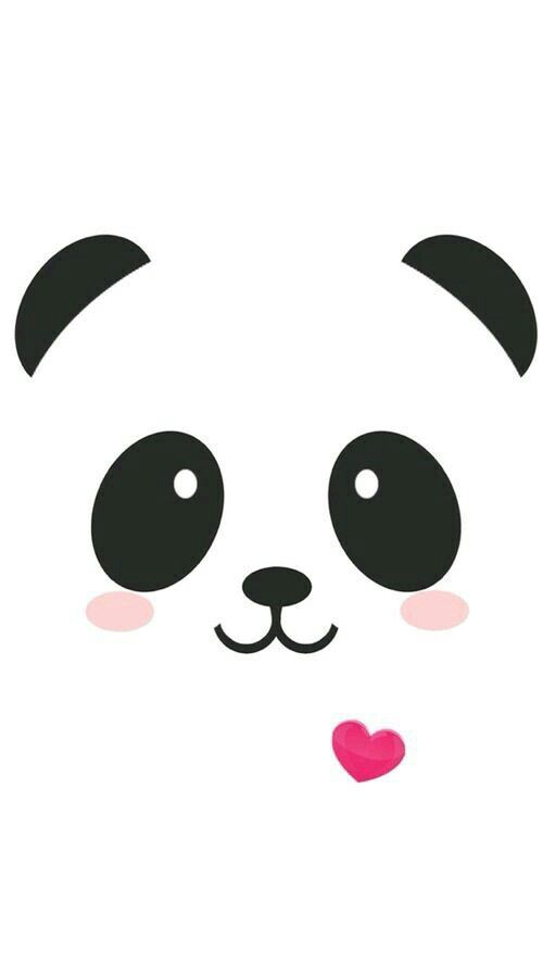 Panda Cell Phone Wallpaper Background Fondos De Pantalla Panda Iphone Fondos De Pantalla Imagenes De Pandas