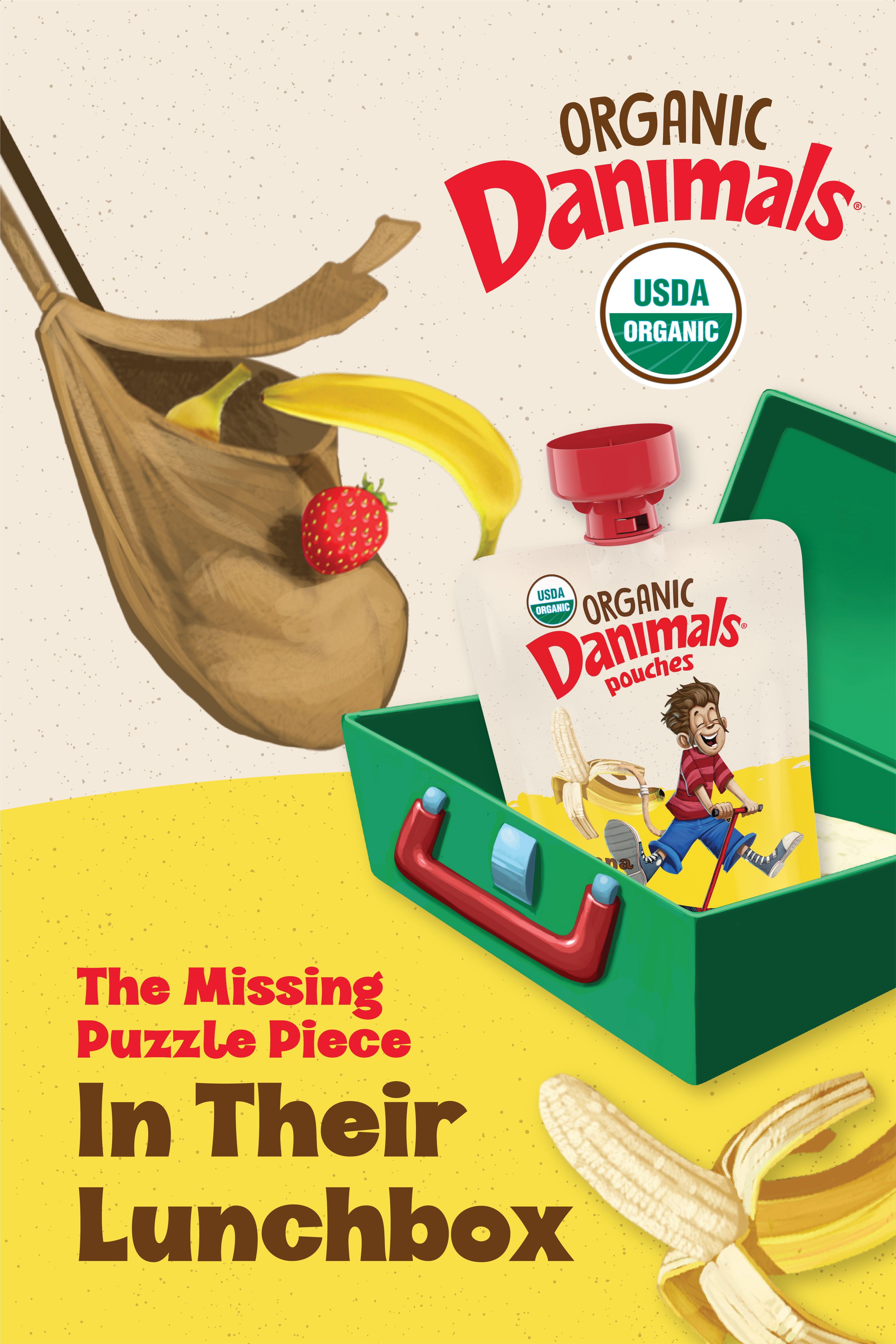 The Missing Puzzle Piece In Their Lunchbox In